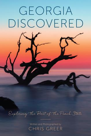 Cover image for the book Georgia Discovered: Exploring the Best of the Peach State