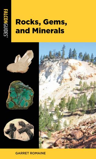 Cover image for the book Rocks, Gems, and Minerals, 3rd Edition