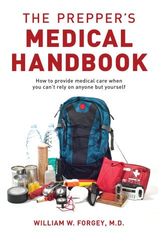 Cover image for the book The Prepper's Medical Handbook