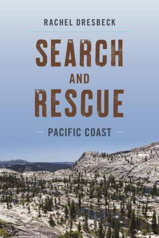 Cover image for the book Search and Rescue Pacific Coast