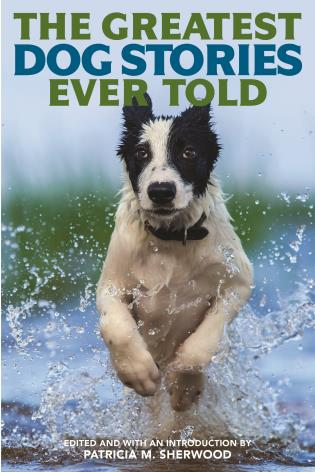 Cover image for the book The Greatest Dog Stories Ever Told: Thirty-Six Unforgettable Dog Tales