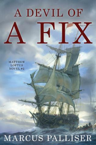 Cover image for the book Devil of a Fix