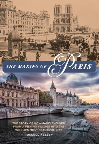 Cover image for the book The Making of Paris