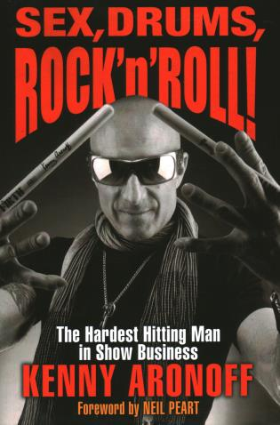 Cover image for the book Sex, Drums, Rock 'n' Roll!: The Hardest Hitting Man in Show Business