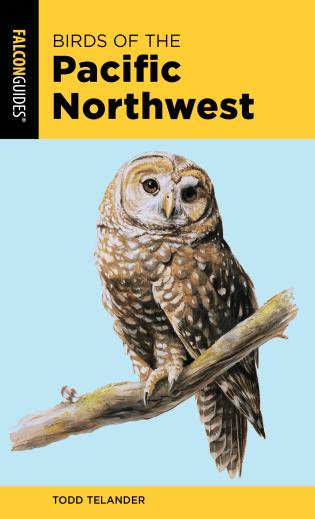 Cover image for the book Birds of the Pacific Northwest, 2nd Edition