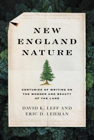Cover image for the book New England Nature: Centuries of Writing on the Wonder and Beauty of the Land