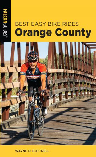 Cover image for the book Best Easy Bike Rides Orange County