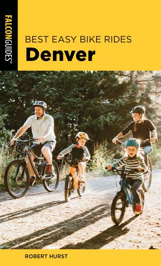 Cover image for the book Best Easy Bike Rides Denver