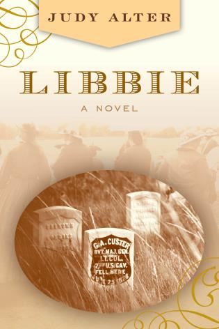 Cover image for the book Libbie: A Novel