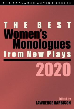 Cover image for the book The Best Women's Monologues from New Plays, 2020
