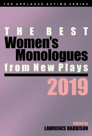 Cover image for the book The Best Women's Monologues from New Plays, 2019