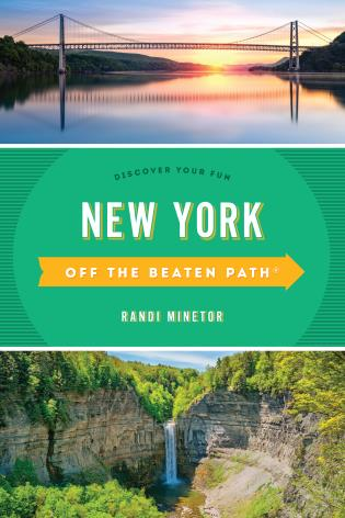 Cover image for the book New York Off the Beaten Path®: Discover Your Fun, Tenth Edition