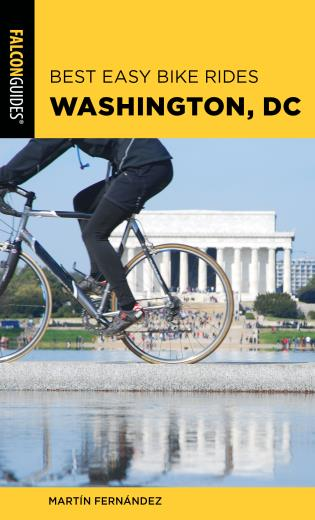 Cover image for the book Best Easy Bike Rides Washington, DC