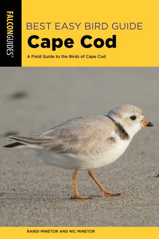 Cover image for the book Best Easy Bird Guide Cape Cod: A Field Guide to the Birds of Cape Cod