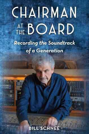 Cover image for the book Chairman at the Board: Recording the Soundtrack of a Generation