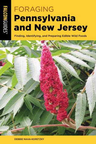 Cover image for the book Foraging Pennsylvania and New Jersey: Finding, Identifying, and Preparing Edible Wild Foods