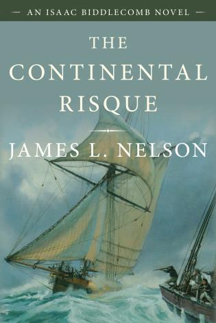 Cover image for the book The Continental Risque: An Isaac Biddlecomb Novel 3