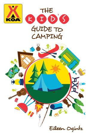 Cover image for the book The Kid's Guide to Camping