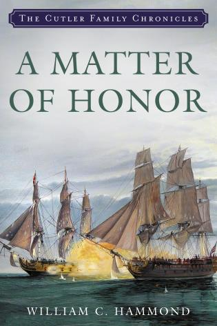 Cover image for the book A Matter of Honor