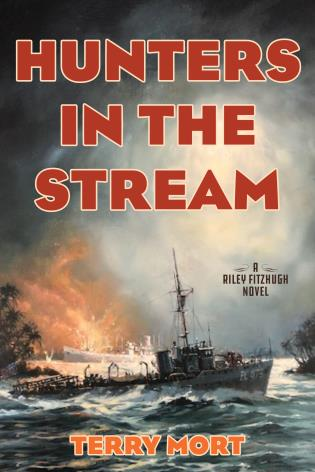 Cover image for the book Hunters in the Stream: A Riley Fitzhugh Novel