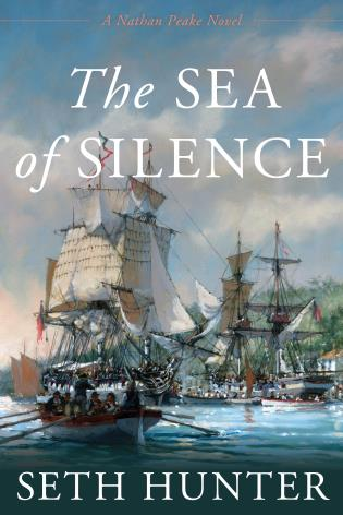 Cover image for the book The Sea of Silence: A Nathan Peake Novel