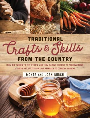 Cover image for the book Traditional Crafts and Skills from the Country