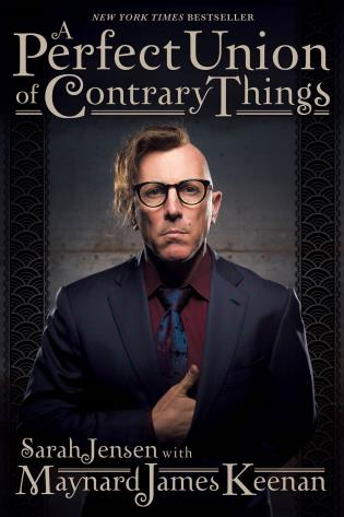 Cover image for the book A Perfect Union of Contrary Things