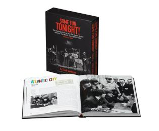 Cover image for the book Some Fun Tonight!: The Backstage Story of How the Beatles Rocked America: The Historic Tours 1964-1966, Volumes 1 & 2, Deluxe