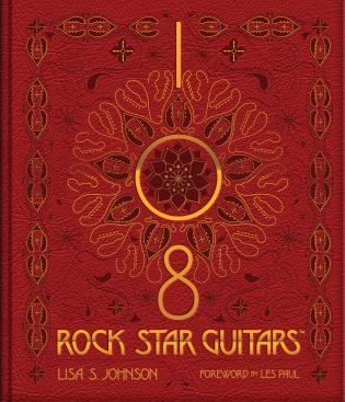 Cover image for the book 108 Rock Star Guitars