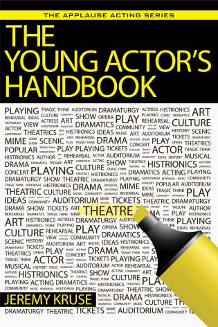 Cover image for the book The Young Actor's Handbook