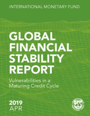 Cover image for the book Global Financial Stability Report, April 2019: Vulnerabilities in a Maturing Credit Cycle