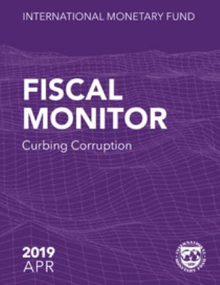 Cover image for the book Fiscal Monitor, April 2019: Curbing Corruption