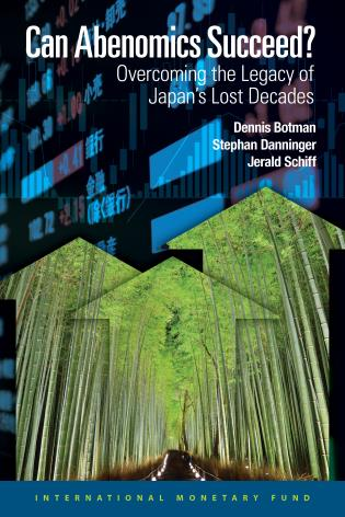 Cover image for the book Can Abenomics Succeed?: Overcoming The Legacy Of Japan's Lost Decades