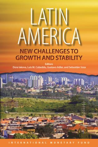 Cover image for the book Latin America: New Challenges To Growth And Stability