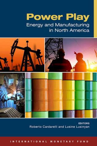 Cover image for the book Power Play: Energy And Manufacturing In North America