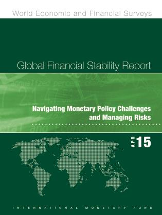 Cover image for the book Global Financial Stability Report: April 1 2015