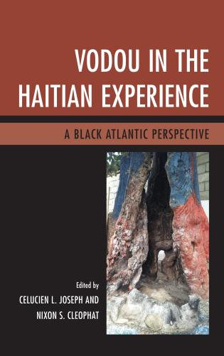 Cover image for the book Vodou in the Haitian Experience: A Black Atlantic Perspective