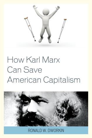 Cover image for the book How Karl Marx Can Save American Capitalism