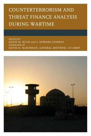 Cover image for the book Counterterrorism and Threat Finance Analysis during Wartime