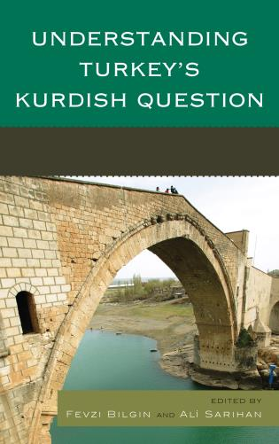 Cover image for the book Understanding Turkey's Kurdish Question