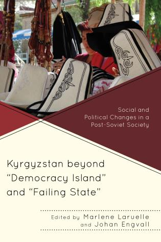 Cover image for the book Kyrgyzstan beyond