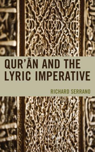 Cover image for the book Qur'an and the Lyric Imperative