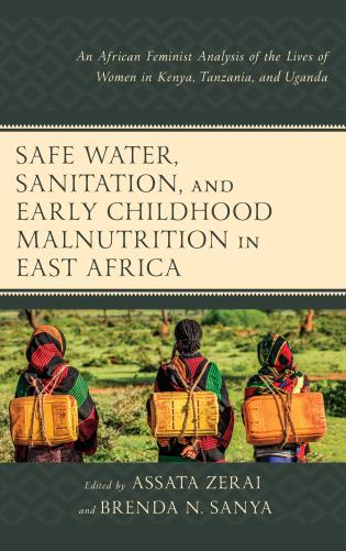 Cover image for the book Safe Water, Sanitation, and Early Childhood Malnutrition in East Africa: An African Feminist Analysis of the Lives of Women in Kenya, Tanzania, and Uganda