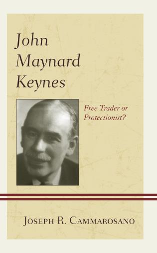 Cover image for the book John Maynard Keynes: Free Trader or Protectionist?