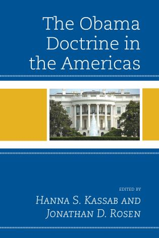 Cover image for the book The Obama Doctrine in the Americas