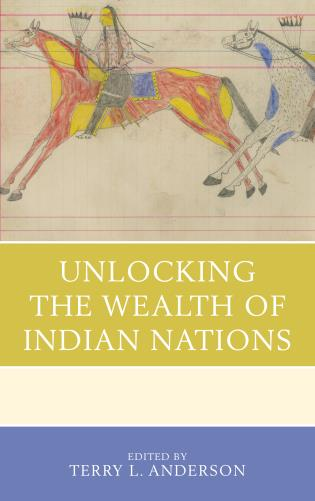 Cover image for the book Unlocking the Wealth of Indian Nations