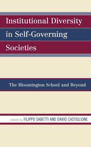 Institutional diversity in self governing societies the bloomington institutional diversity in self governing societies fandeluxe Images