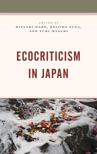 Cover image for the book Ecocriticism in Japan