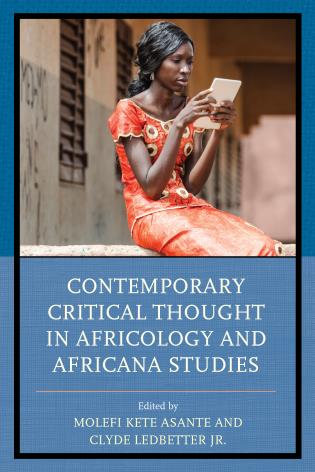 Cover image for the book Contemporary Critical Thought in Africology and Africana Studies