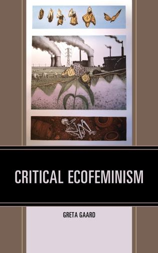 Cover image for the book Critical Ecofeminism